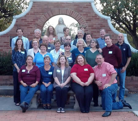 The St. Brigid Class of 1972 gathered on September 29, 2012 for their 40 year reunion.